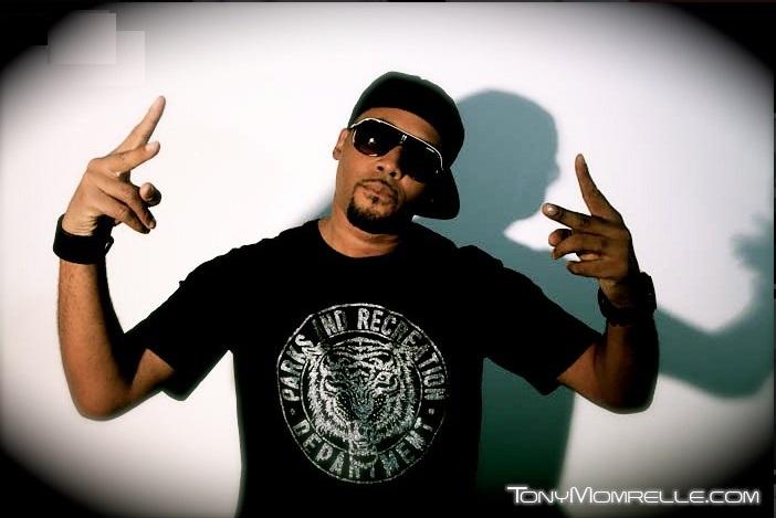 Tony Momrelle 2