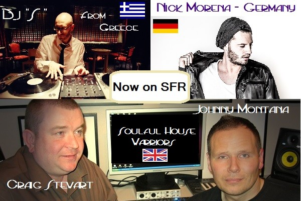 DJ's Now on SFR