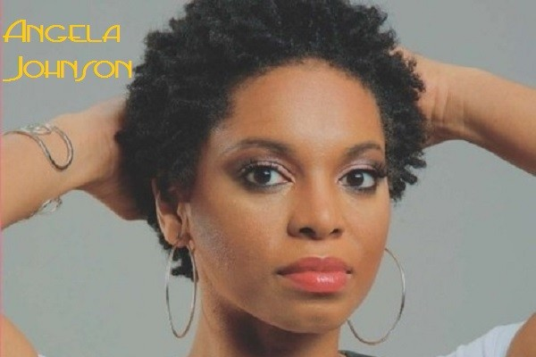 Featured Artist - Angela Johnson