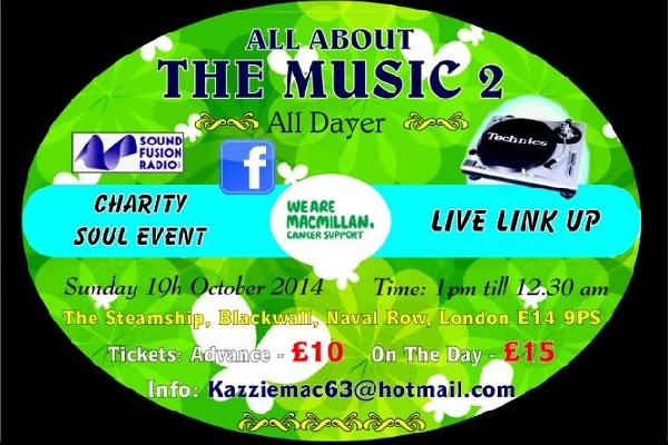 All About The Music 2 - All Dayer