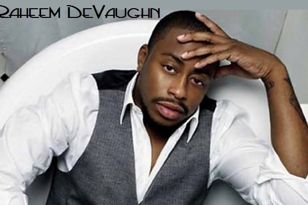 Featured Artist on Musicology - Raheem DeVaughn