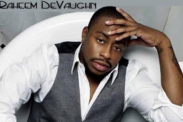 Featured Artist on Musicology - Raheem DeVaughn