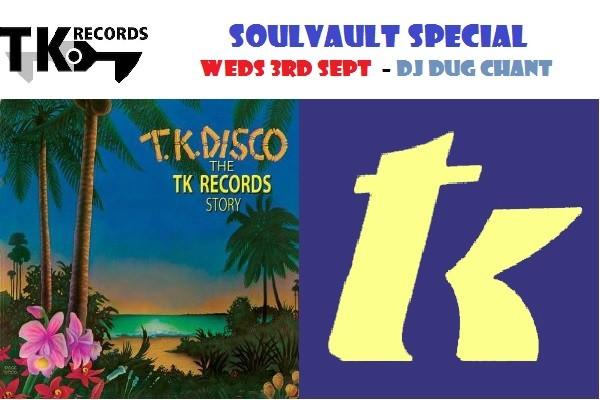 TK Records Special - Soul Vault