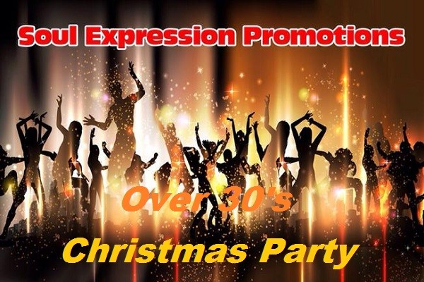 Over 30's Christmas Party