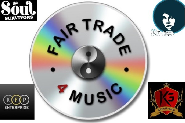 The Fair Trade 4 Music Top 20 Chart