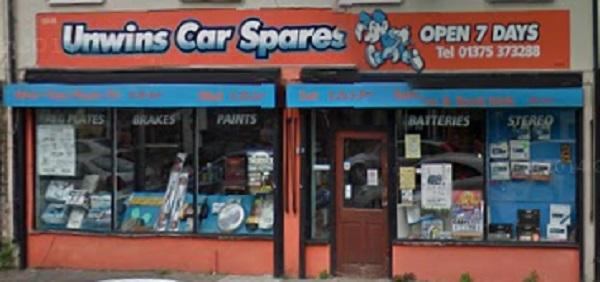 Unwins Car Spares
