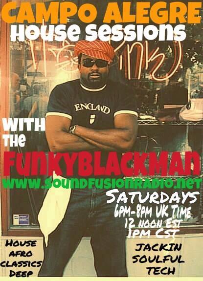 SFR - Funkyblackman