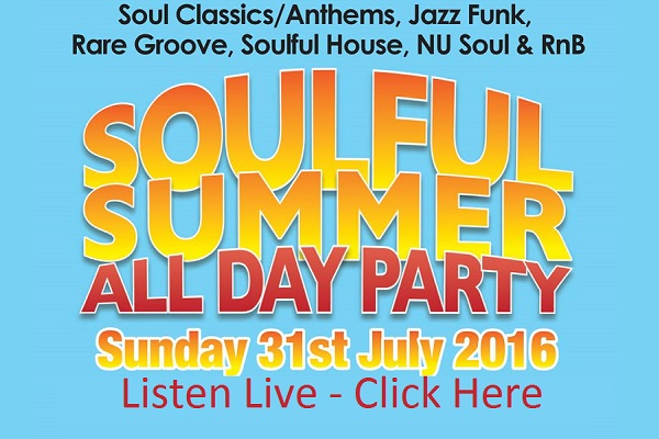 Universal Soul and SFR Present