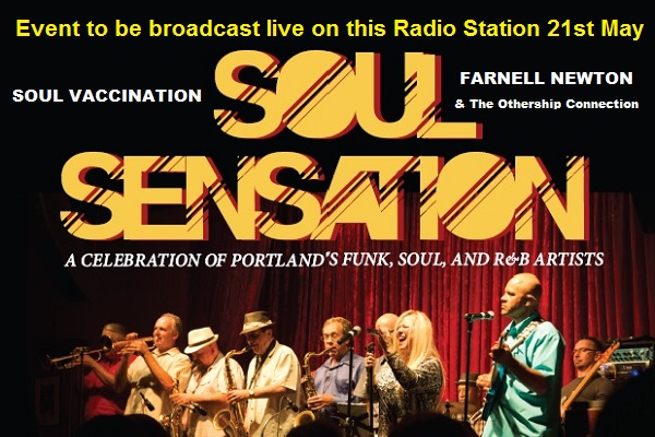 Soul Sensation web header