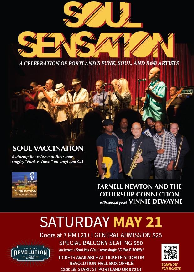 Soul Sensation web