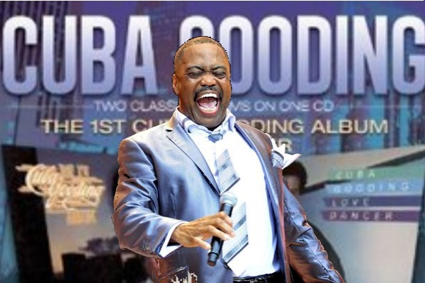 Featured Artist - Cuba Gooding