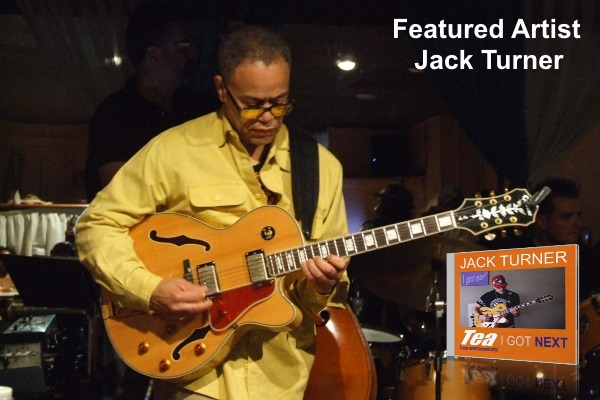 Featured Artist - Jack Turner