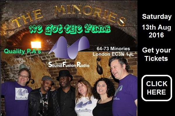 We Got The Funk 5 - The Minories London