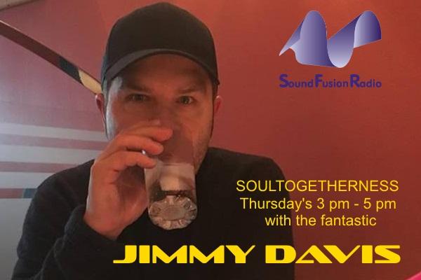 Jimmy Davis SOULTOGETHERNESS now on SFR