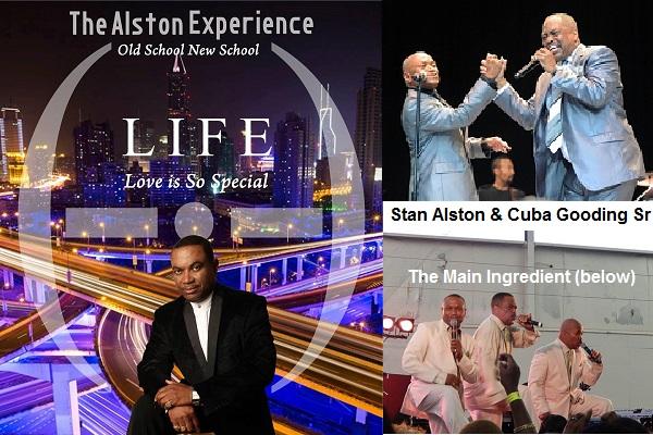 Featured Artist - Stanley Alston
