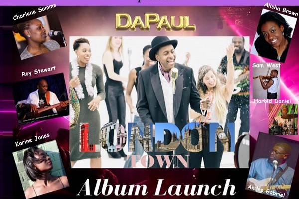 DaPaul - London Town Album Launch Evening