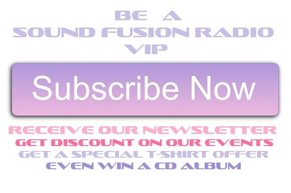 Subscribe to Sound Fusion Radio
