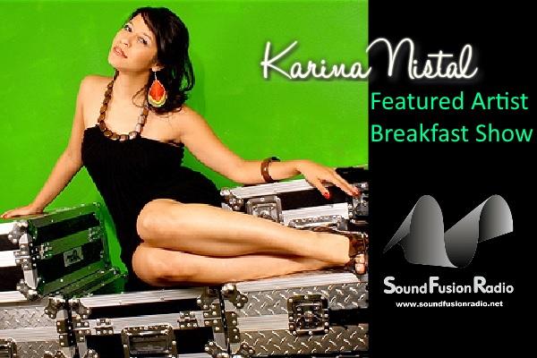 Featured Artist - Karina Nistal