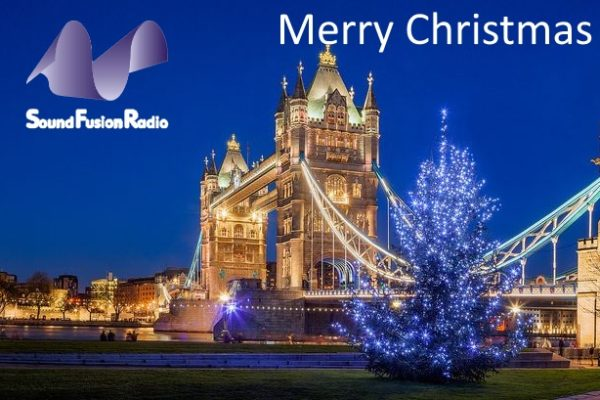 Merry Christmas from Sound Fusion Radio