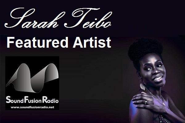 Breakfast Show Featured Artist - Sarah Teibo
