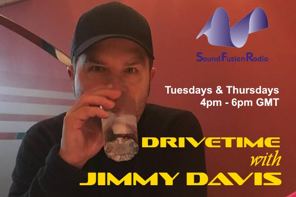Jimmy Drivetime Davis