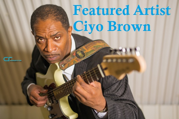 Featured Artist - Ciyo Brown