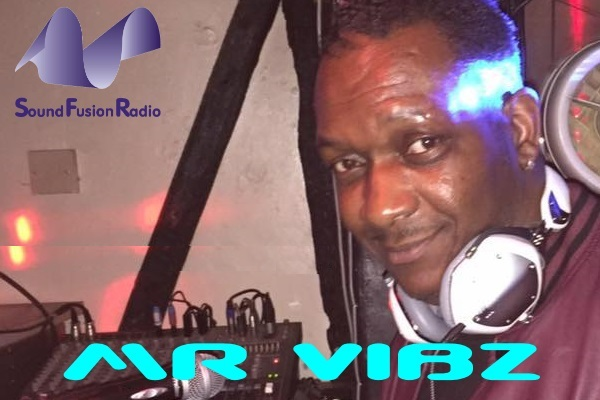 Funkin with Mr Vibz Mon 8-10pm and Thurs 6-8pm