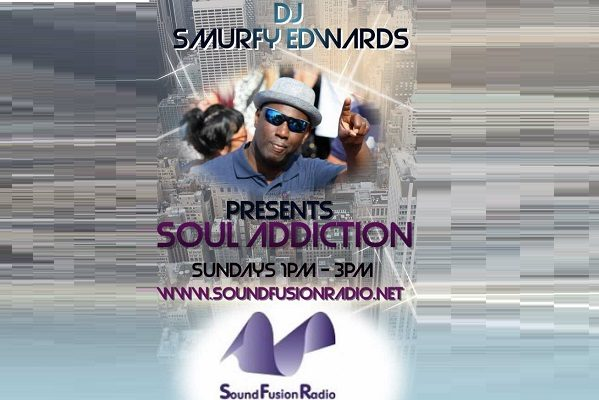 Soul Addiction with Smurfy Edwards - every 2nd and 4th Sunday 1-3pm