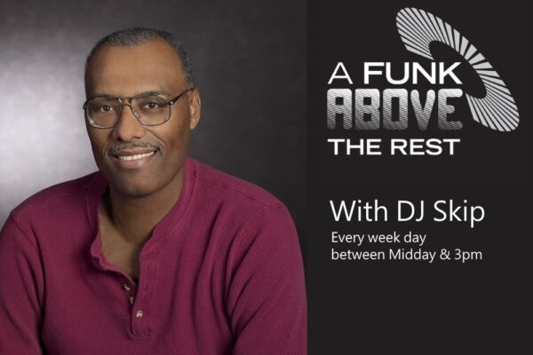 A Funk Above The Rest with DJ Skip